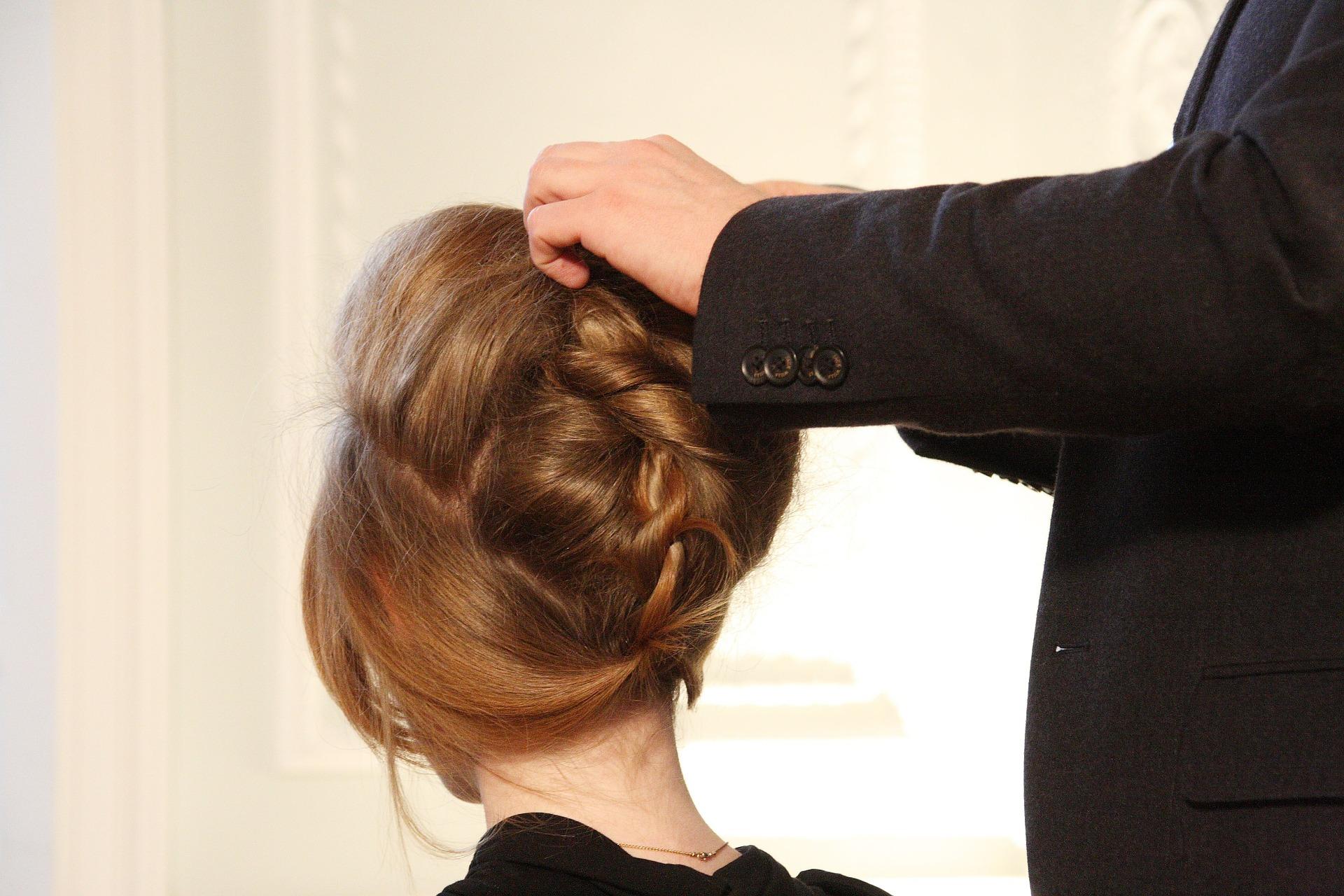 Styling förknippas ofta med frisyrer